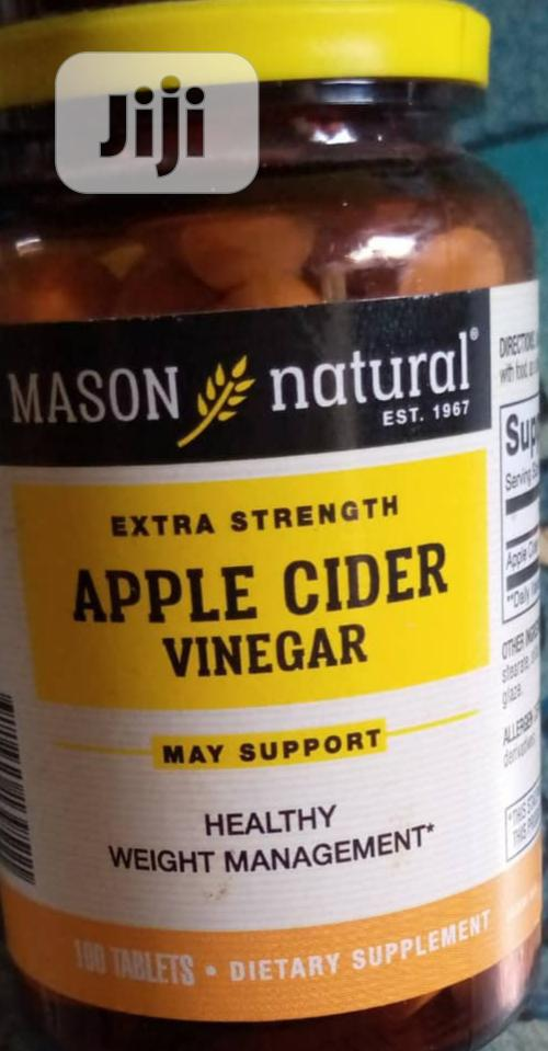 Apple Cider Capsule