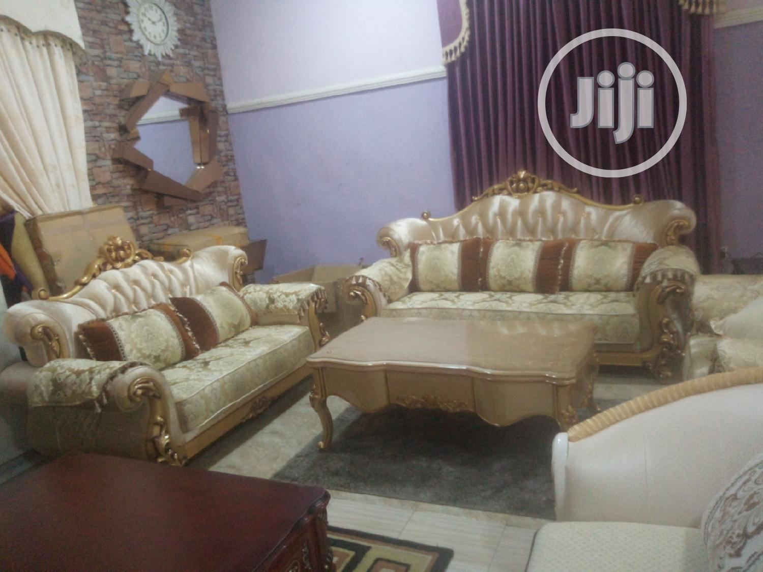 Quality Royal Sofa | Furniture for sale in Ojo, Lagos State, Nigeria