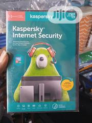Kaspersky 3+1 User Internet Security | Software for sale in Lagos State, Ikeja