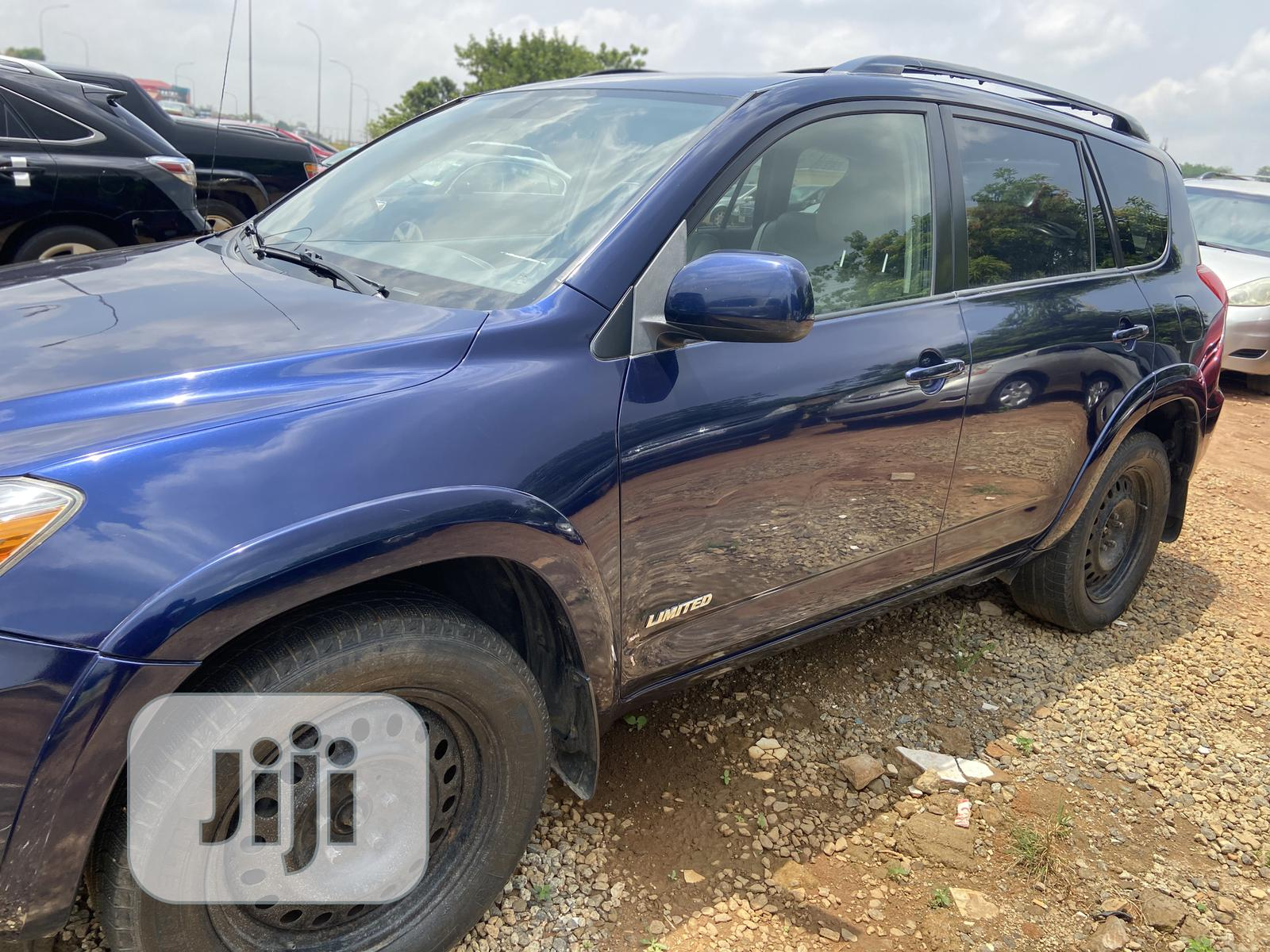 Toyota RAV4 Limited 2007 Blue | Cars for sale in Gwarinpa, Abuja (FCT) State, Nigeria