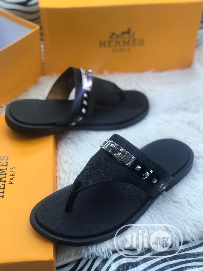 Hermes Slippers Original