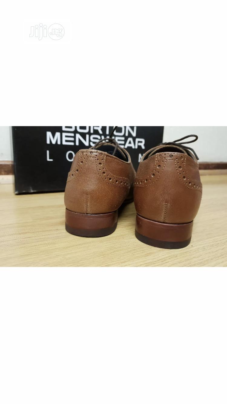 Archive: Burton Leather Shoes