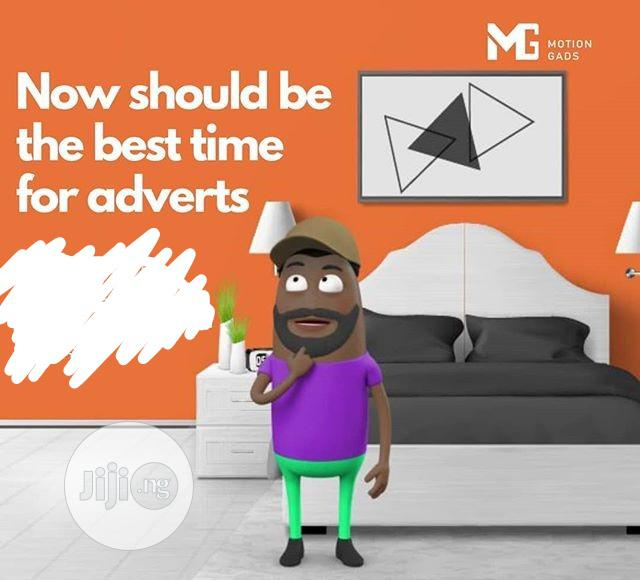 2D ANIMATION (Explainer Videos) | Computer & IT Services for sale in Surulere, Lagos State, Nigeria
