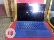 Laptop Microsoft Surface Book 4GB Intel Core I3 SSD 60GB | Laptops & Computers for sale in Lagos State, Ikeja