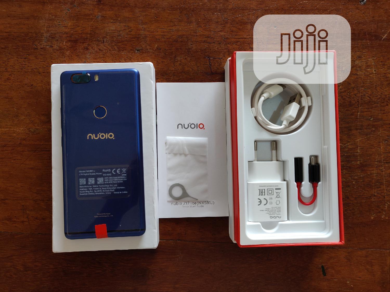 New ZTE Nubia Z17 64 GB Blue