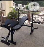 British Premium Mini - Commercial Weight Bench | Sports Equipment for sale in Lagos State, Ajah