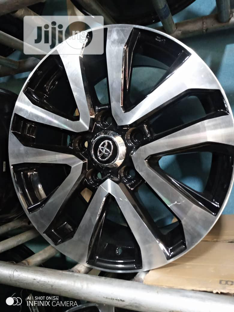 Lexus Lx570 Gx 470 Rim | Vehicle Parts & Accessories for sale in Mushin, Lagos State, Nigeria