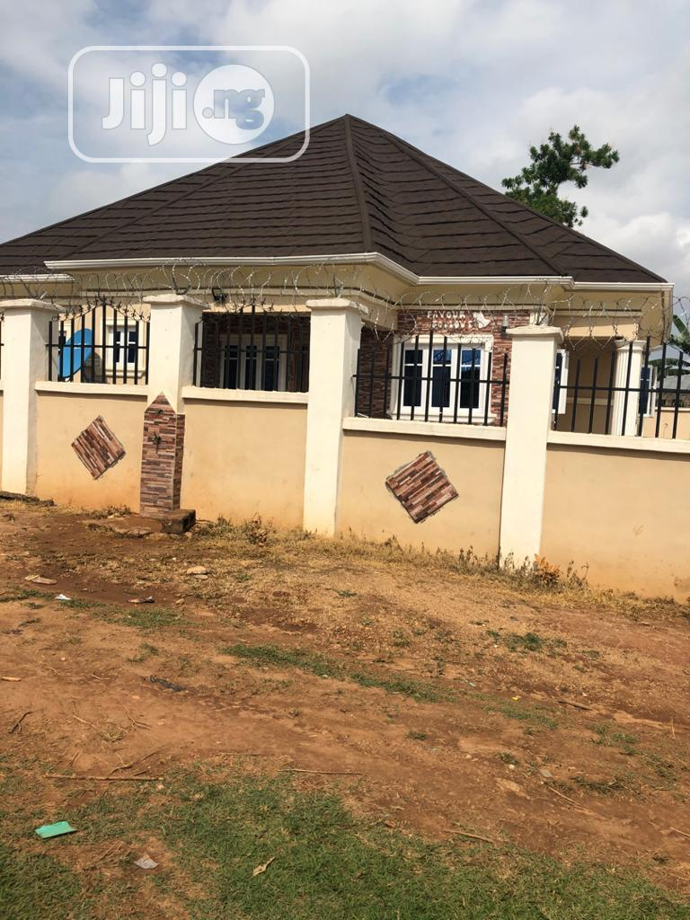 Newly Built 3 Bedroom Bungalow At Makinde Area Ojoo Ibadan