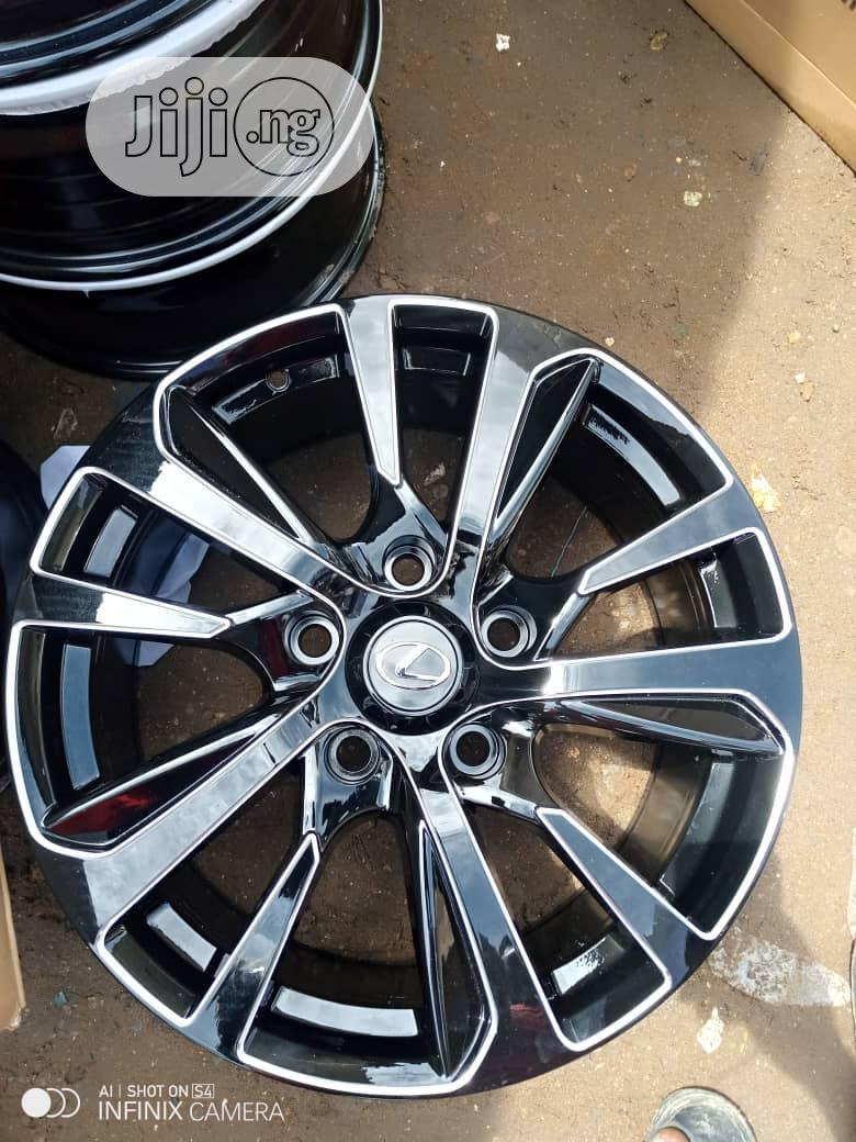 Alloy Rim for Lexus Lx570 Gx470