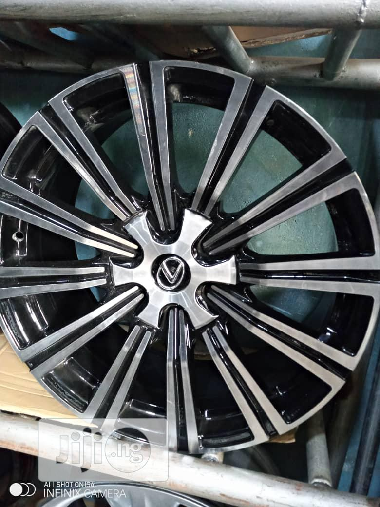 Alloy Rim for Lexus Lx570 Gx470 | Vehicle Parts & Accessories for sale in Mushin, Lagos State, Nigeria