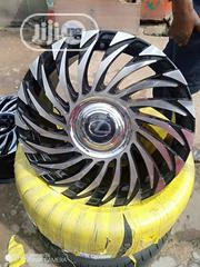 Rx350 /Rx230 Alloy Rims | Vehicle Parts & Accessories for sale in Lagos State, Mushin