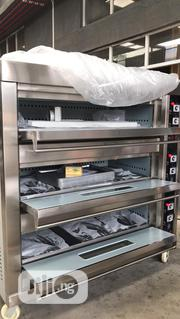 Gas 3deck 9trays Oven | Restaurant & Catering Equipment for sale in Lagos State, Ojo