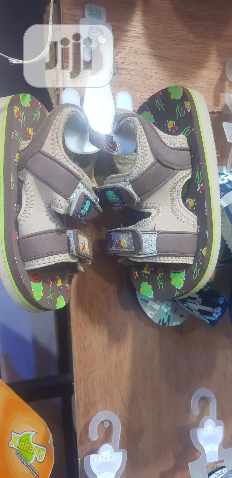 Softtouch Baby Kito Sandals And Shoe | Children's Shoes for sale in Benin City, Edo State, Nigeria