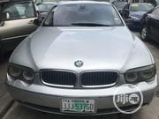 BMW 7 Series 2005 Silver | Cars for sale in Lagos State, Ikeja