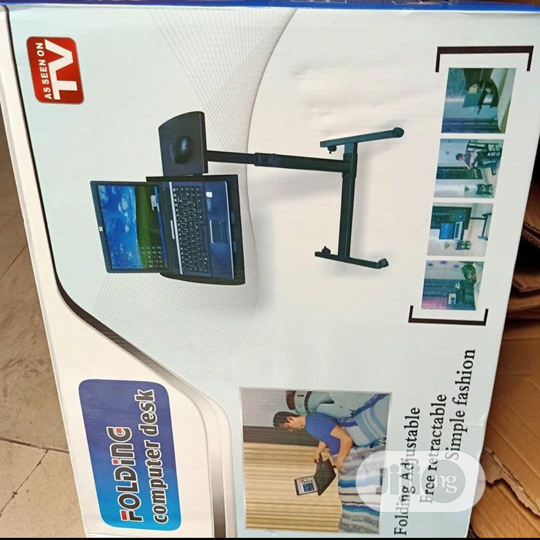 Foldable Computer Desk | Accessories & Supplies for Electronics for sale in Surulere, Lagos State, Nigeria
