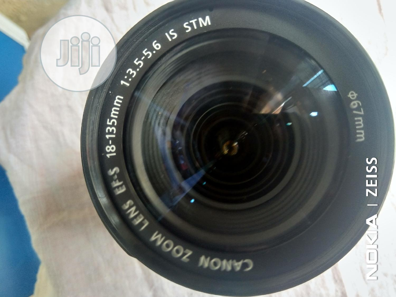 Canon Lens 18-135mm | Accessories & Supplies for Electronics for sale in Ikeja, Lagos State, Nigeria