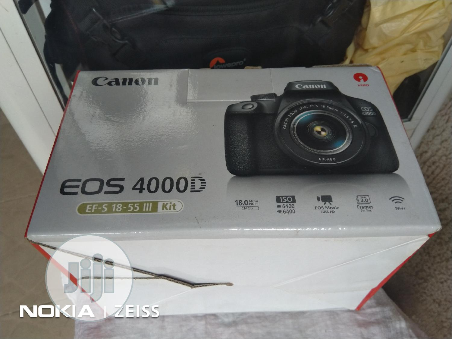 Canon 4000D | Photo & Video Cameras for sale in Ikeja, Lagos State, Nigeria