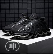 Volcano Unisex Sneakers- Black | Shoes for sale in Lagos State, Magodo