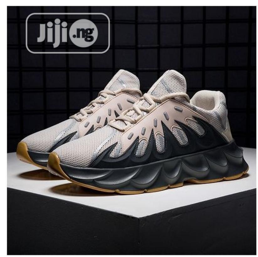 Volvano Unisex Sneakers Black/Grey