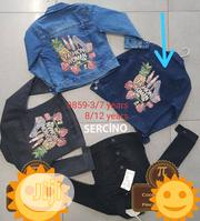 Denim Jacket | Children's Clothing for sale in Lagos State, Ojodu