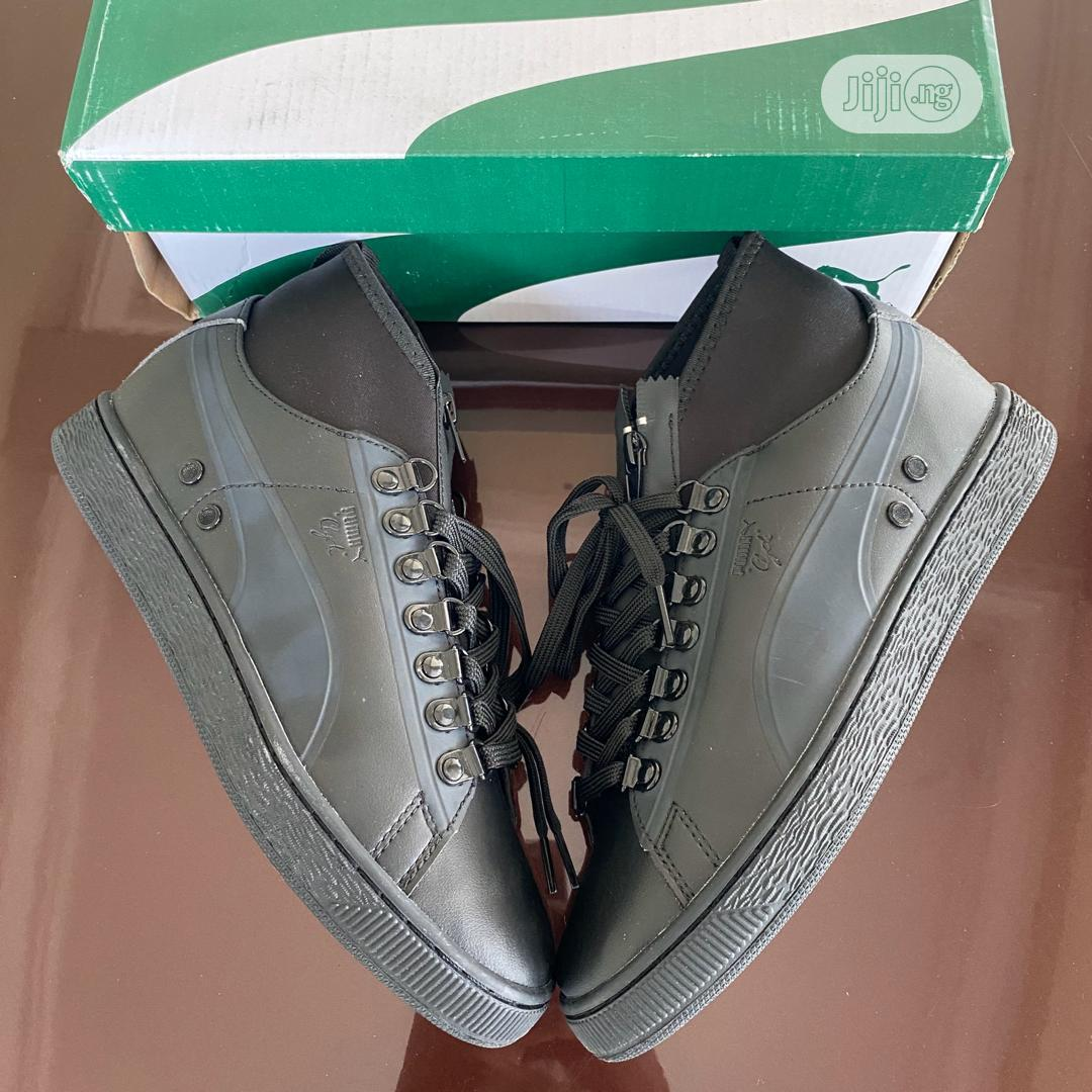 Puma Clyde Socks Sneakers | Shoes for sale in Isolo, Lagos State, Nigeria