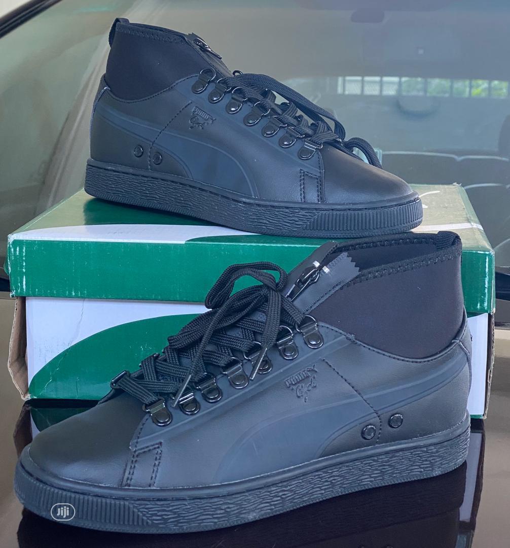 Puma Clyde Socks Sneakers