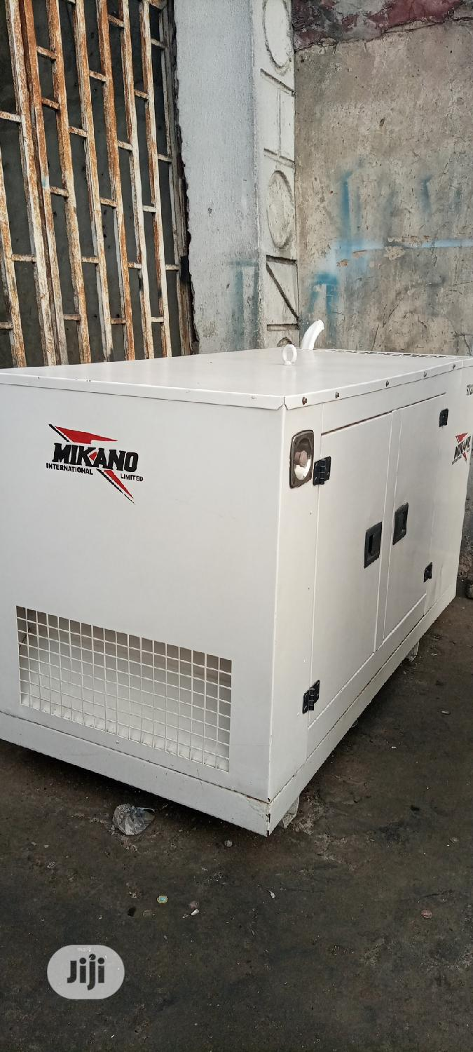 20 Kva Soundproof Generator | Electrical Equipment for sale in Ojo, Lagos State, Nigeria