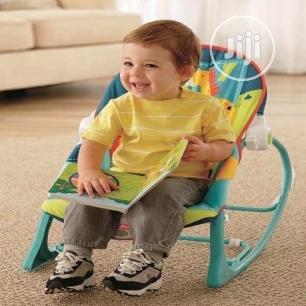 Fisher Price Infant To Toddler Rocker | Children's Gear & Safety for sale in Ipaja, Lagos State, Nigeria
