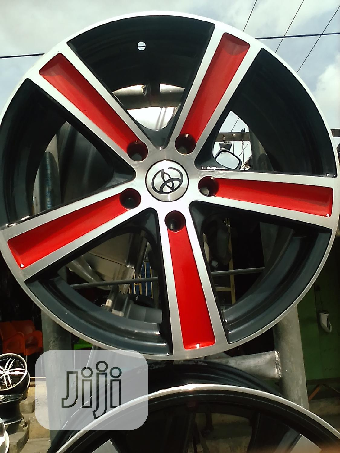 17 Inches Toyota Camry, Es350, Honda Accord Etc