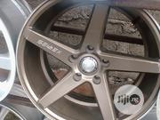 17 Inches Brown Color Far All Kinds of Toyota Car's | Vehicle Parts & Accessories for sale in Lagos State, Mushin
