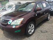 Lexus RX 2009 350 AWD Purple | Cars for sale in Lagos State, Amuwo-Odofin