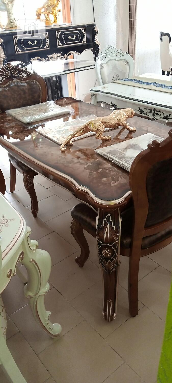 Royal Wooden Dinning | Furniture for sale in Ojo, Lagos State, Nigeria