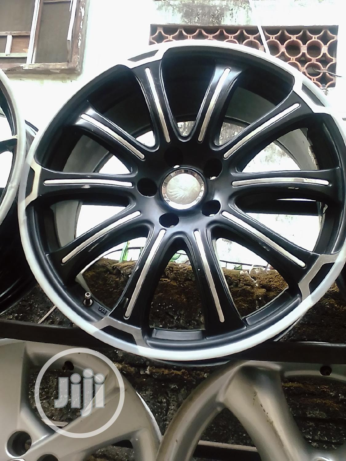 18 Inches Camry, Honda Accord, Lexus Car's