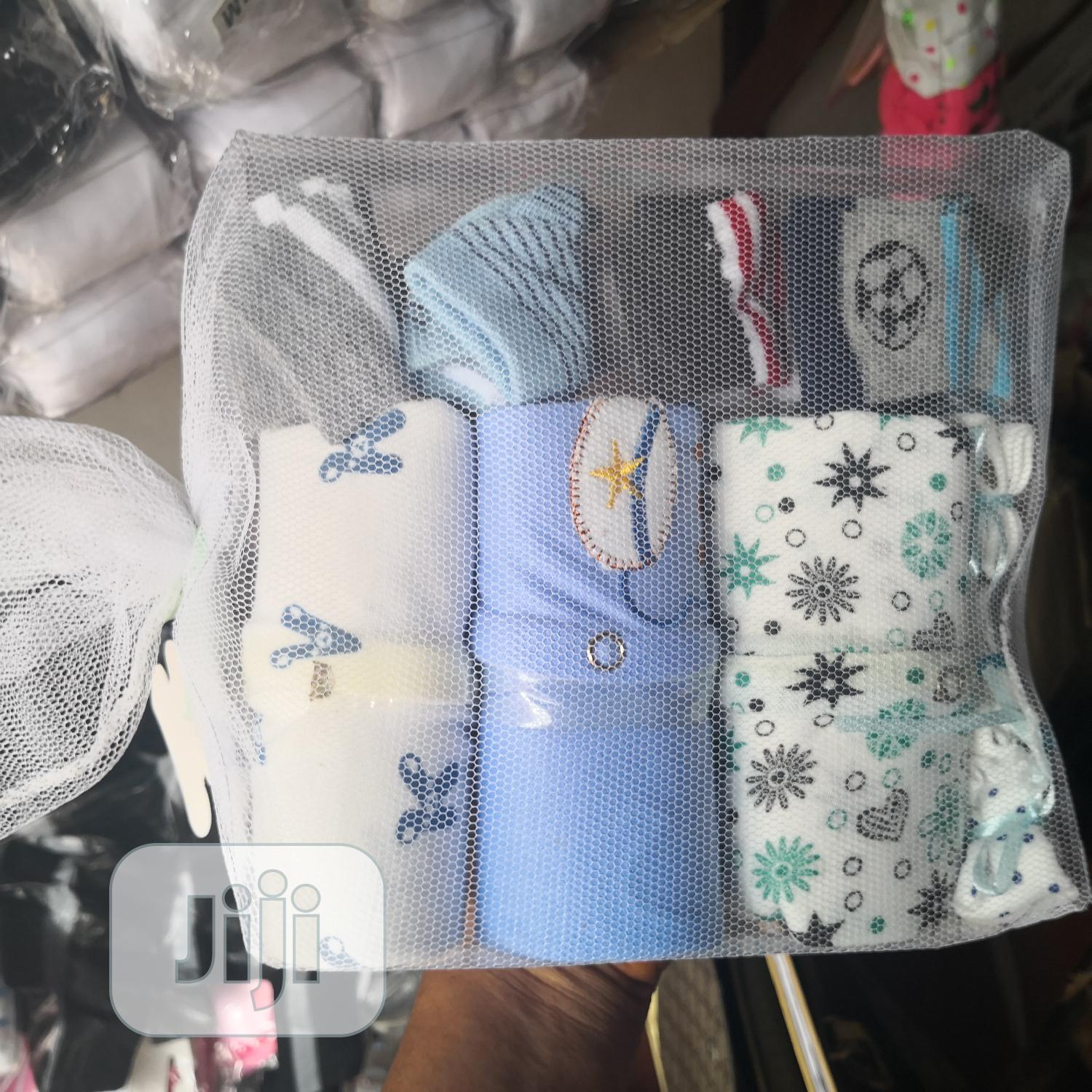 3 In 1 Baby Bodysuit Unisex | Children's Clothing for sale in Alimosho, Lagos State, Nigeria