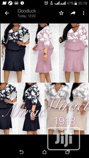 New Women Coperate Skirt Blouse   Clothing for sale in Lagos State, Ikeja
