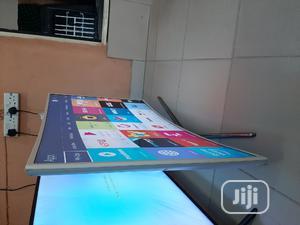 48lnch Samsung Curve Smart Uhd 4K Bluetooth TV Model Ue48ju6580 | TV & DVD Equipment for sale in Lagos State, Ikeja