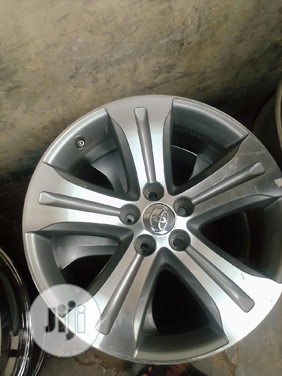 19 Inches Hollander, And ACURA TL