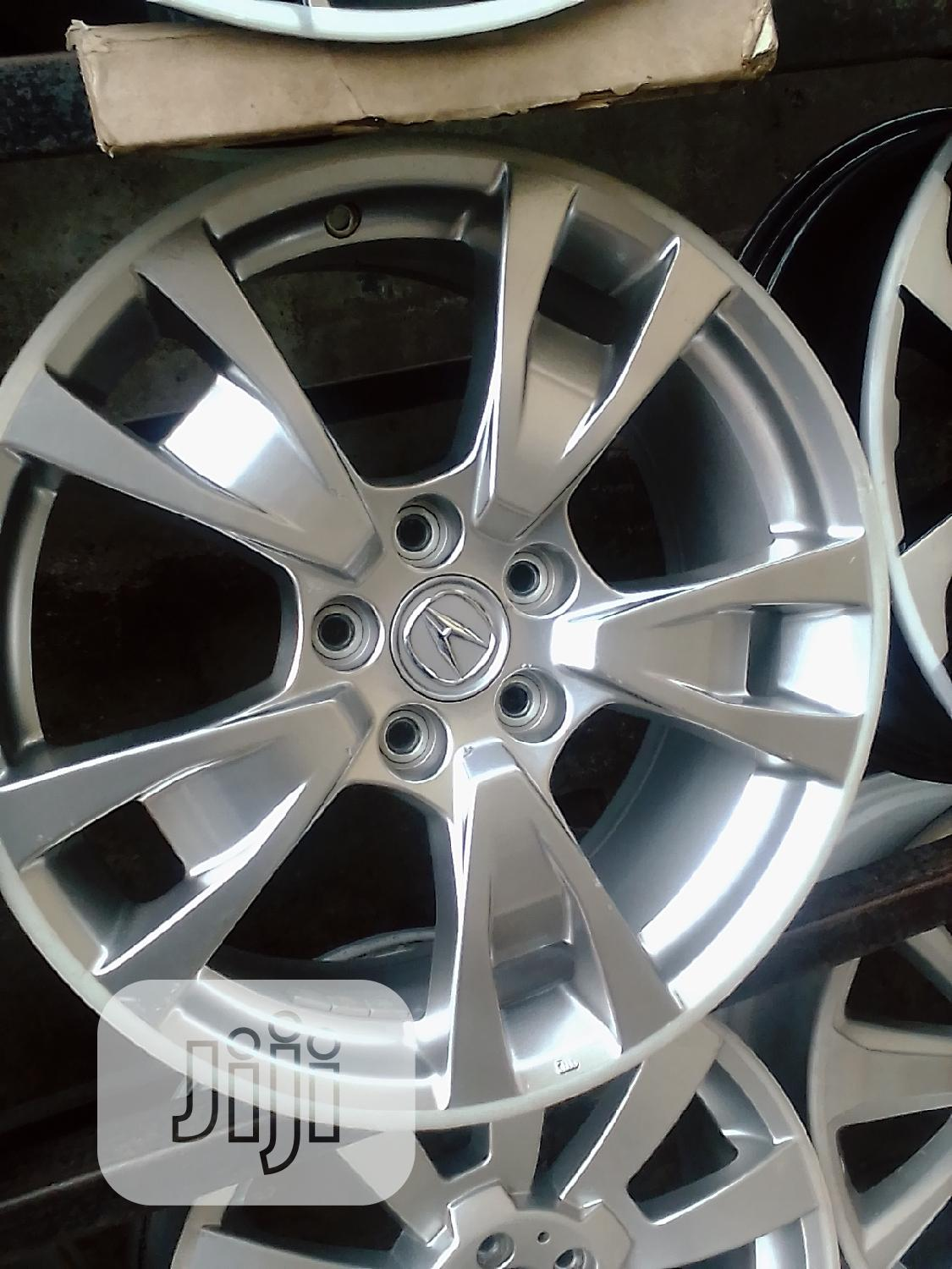 19 Inches Hollander, And ACURA TL | Vehicle Parts & Accessories for sale in Mushin, Lagos State, Nigeria