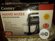 Century Hand Mixer With Rotating Bowl -4.1 Litres | Kitchen & Dining for sale in Lagos State, Ikotun/Igando