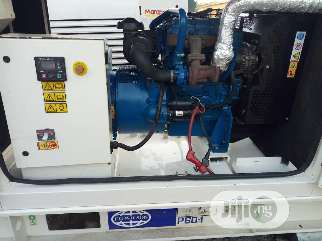 60kva Fg Wilson Generator | Electrical Equipment for sale in Kosofe, Lagos State, Nigeria
