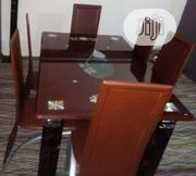 Glass Dining Table With 6 Chairs | Furniture for sale in Lagos State, Ojo