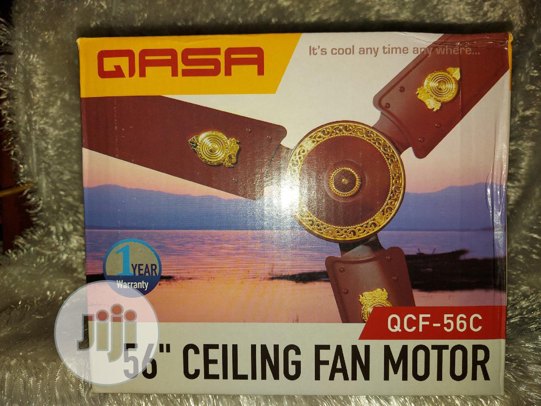 "QASA 56"" Long Blades Ceiling Fan"