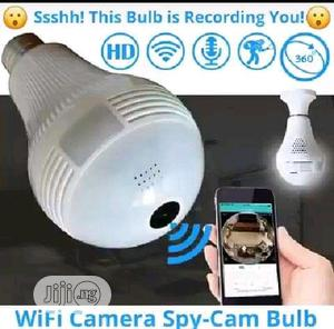 Wifi Bulb Camera | Security & Surveillance for sale in Lagos State, Ikeja