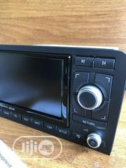 Big Screen Radio For Audi A4 | Vehicle Parts & Accessories for sale in Lagos State, Mushin