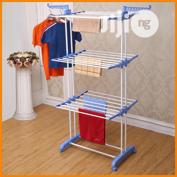 3 Tiers Clothes Drying Hanger
