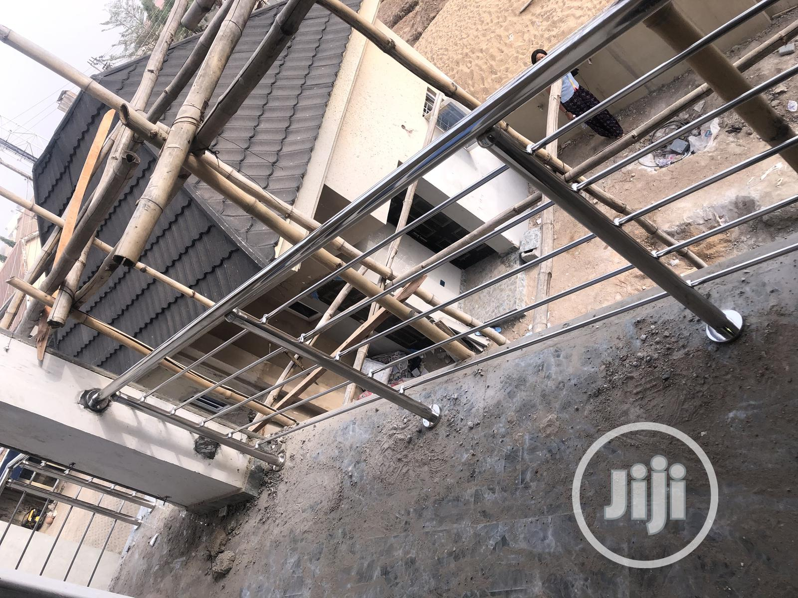 Stainless Steel Handrails   Building Materials for sale in Kaura, Abuja (FCT) State, Nigeria