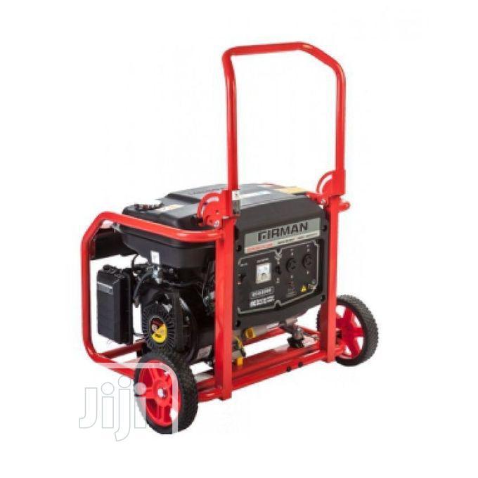Silent Generating Set Eco8990es Firman No More Noise
