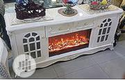 Prime Fire Place TV Stand | Furniture for sale in Lagos State, Ikeja