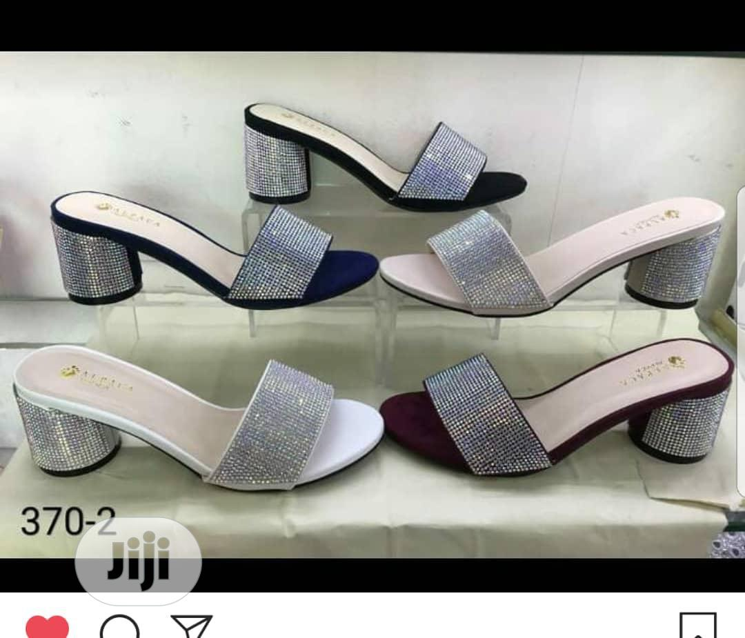 Fashion Slippers for Ladies/Women Available in Different Sizes   Shoes for sale in Gbagada, Lagos State, Nigeria