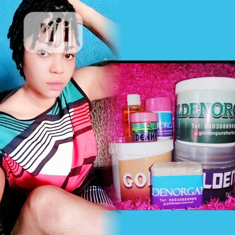 Goldenorganics Halfcast Set | Skin Care for sale in Ojo, Lagos State, Nigeria